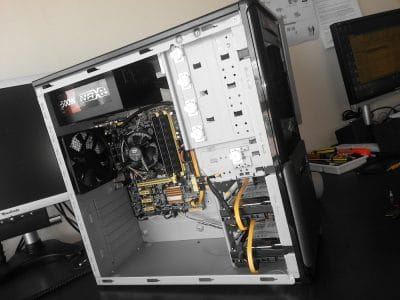 Custom Built PC